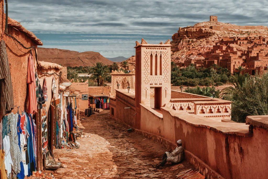 Vestuvių fotosesija Maroke