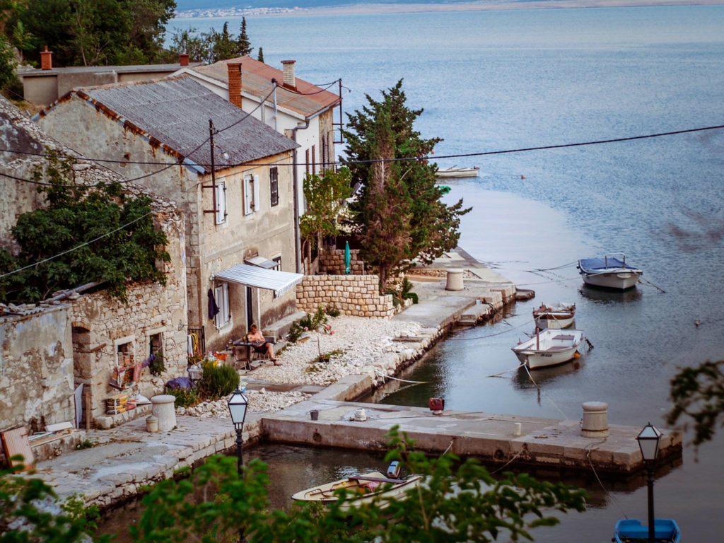Vestuvių fotosesija Kroatijoje