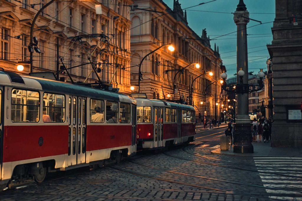 Vestuvių fotosesija Prahoje