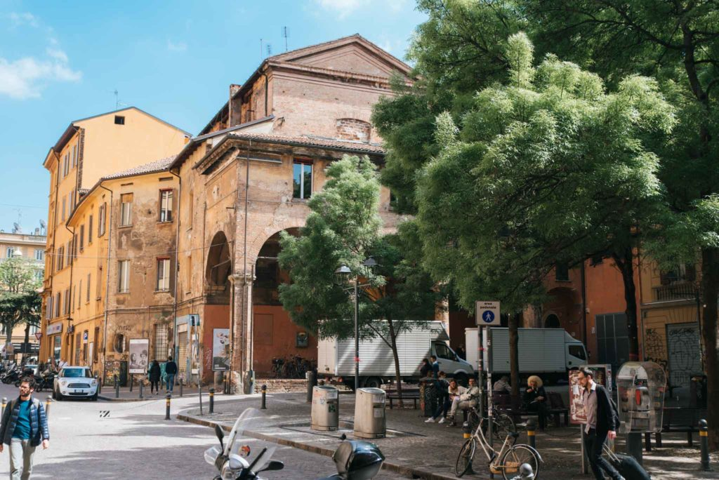 Vestuvių fotosesija Bolonoje
