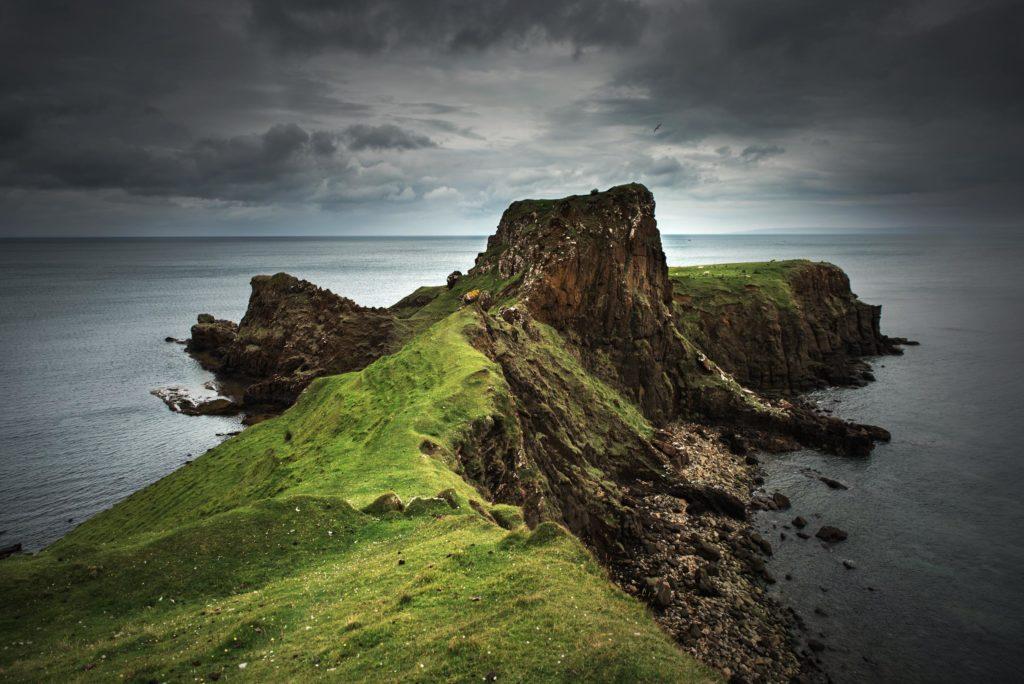 Vestuvių fotosesija Škotijoje